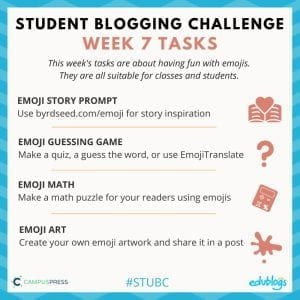 week 7 STUBC tasks